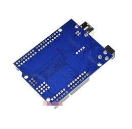 Wholesale Wholesale Arduino - Wholesale- 2016 high quality One set UNO R3 (CH340G) MEGA328P for Arduino UNO R3 (NO USB CABLE)