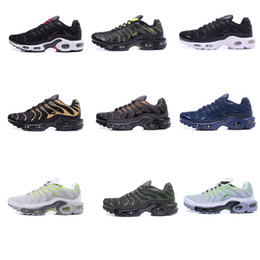 Wholesale Max Tn Sports Shoes - New arrivals Maxes TN Running Shoe Men's Professional Sports Sneakers TN Series High Quality Man Shoes Trainers