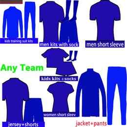 2018 2019 Nouveaux maillots de football 17 18 19 maillot de commande de maillot de foot pour toutes les équipes Camiseta de futbol ? partir de fabricateur