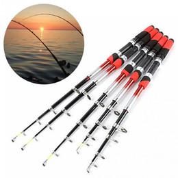 03b849569 1.8 m 2.1 m 2.4 m 2.7 m 3.0 m 3.6 m 4.5 m telescópica portátil vara de pesca  cnc vara de pesca de alumínio de pesca do mar vara de pesca de fiação
