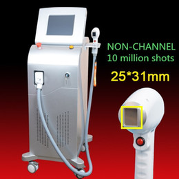 Wholesale brown salon - laser 808 Home Salon Use Painless 808 nm Diode Laser Chest Brown Hair Removal Machine with Low Cost