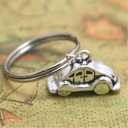 12 pçs / lote Volkswagen Chaveiro Charme chaveiro Volkswagen Jóias VW Beetle Car de