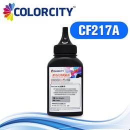 60g / flasche kompatible toner cf217a refill für LaserJet Pro M102a M102W MFP M130a M130fn 130 130fn M102 M130 drucker von Fabrikanten
