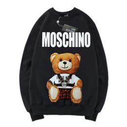 tuta di natale Sconti 2018 nuove tute da uomo handsome felpe con cappuccio di Natale maniche lunghe maglione con cappuccio maniche stampa animalier