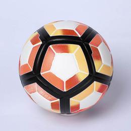 Wholesale Fa Shipping - FA Premier League official football for game professional size 5 soccer ball PU creative colorful non slip football free shipping