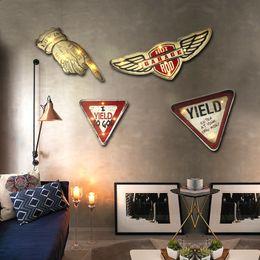 luzes de parede do pub Desconto 17 estilos de Controle Remoto Do Vintage LEVOU Sinal de Luz de Néon Sinal de Publicidade para Casa Bar Pub Restaurante Cafe Decoração Da Parede sinal