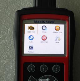 nissan de petróleo Desconto Autel MaxiCheck Pro Ferramenta de Verificação de Diagnóstico Atualização internet Autel MaxiCheck Pro OBD2 Scanner de Código de Ferramenta de Reset de Óleo Airbag EPB ABS SRS SAS