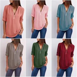 89d036a47b Wholesale Women Low Cut Blouses for Resale - Group Buy Cheap Women ...