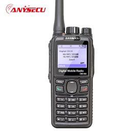 Wholesale dmr digital radios - +cable ! Dual Mode TDMA digital Analog DMR Radio Anysecu DM-960 UHF 3000mAh Compatible with MOTOTRBO better than TYT MD380 MD390