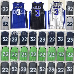 Wholesale Blue Jimmies - Stitched Ncaa college Mens 2018 New Cheap Jersey University Andrew Jimmy Karl-Anthony Jerseys Wiggins Butler Towns 22 23 32 11 32 Timberwolv