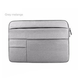 Wholesale Covers For Hp Laptops - 2018 Laptop Bags Sleeve Notebook Case For Macbook Dell HP Lenovo 13.3 14.1 15.4 inch Cover For Retina Pro