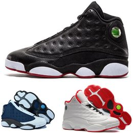 a3b231d61b0 Chinese 13 mens basketball shoes Phantom Hyper Royal Italy Blue Bordeaux  Flints Chicago Bred DMP Wheat