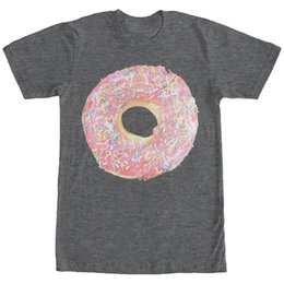 camicie perse Sconti Lost Gods Sprinkle Donut Mens Graphic T Shirt