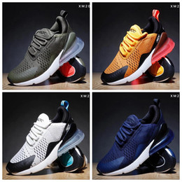 Wholesale Lace Punch - HOTSALE 2018 New 270 Flair Hot Punch Midnight Navy Women Mens Men Luxury Designer Running Brand Shoes Trainers Sneakers