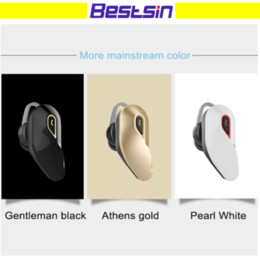 Wholesale Bluetooth Headset Multi Point - New Y96 Mini Bluetooth Earphone Wireless Bluetooth Headsets with Microphone Earbuds NFC multi-point connection For Smart Phones