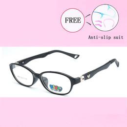 2020 telaio ottico per le ragazze Telaio bambino del ragazzo della ragazza degli occhiali della retro annata di lettura ottica di spettacolo Glass Eye Glasses elastico Leg Oculos De Grau Y8808-25 telaio ottico per le ragazze economici