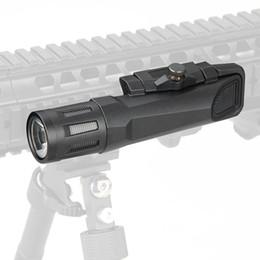 Lanterna de caça tática on-line-Nova Arrvial Tactical Lanterna SD-66 Luz Tática Preto Tan Cor para Caça Tiro Frete Grátis CL15-0123