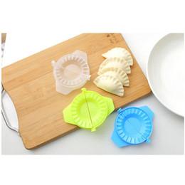 2019 bolinhos de massa Bolinhos de cozinha chinesa manual pinch bolinho clip artifact food grade ferramenta de cozinha Mold Utensílios de Cozinha V desconto bolinhos de massa