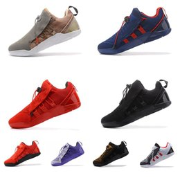 release date: 4284f 71a39 Cheap Mens Kobe AD NXT elite low basketball shoes Master Piece Team University  Red Team KB 12 XII sneakers boots tennis for sale discount basketball shoe  kb