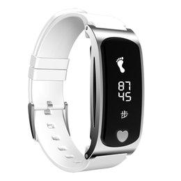 Wholesale Blood Metal - Z9 PLUS smart Bracelet motion pedometer intelligent health waterproof metal heart rate blood pressure ECG Bracelet PASSOMETER