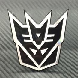 2019 emblemas do carro adesivos chevrolet 4 Color 3D Transformadores crachá adesivo auto logotipo do carro de metal decalque emblema cauda