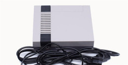 Nuovo arrivo Mini TV console di gioco video palmare per console di gioco NES con vendita al dettaglio scatole hot dhl da