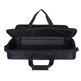 Wholesale 60 cm de Alta Calidad Portátil pedal caja de pedalier para la guitarra eléctrica caja de pedal cubierta de almacenamiento de la mochila