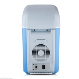 Argentina 7.5L 12 V Portátil Refrigerador Congelador de Viaje Refrigerador Que Acampa Refrigerador Refrigerador Al Por Mayor de coches congelador nevera Suministro