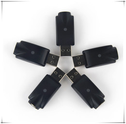 carregador sem fio e cig Desconto Mini Sem Fio Ego Carregador USB E Cig Charge para Baterias de Cigarro Aberto Vape Pré-aquecimento Da Bateria eVod Botão Atacado China