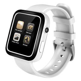 2019 i9 telefoni I9 piazza intelligente Guarda sostegno SIM TF Smartwatch per Android Smart Phone Wrist Wearable MTK2502 sconti i9 telefoni