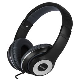 Wholesale Dj Headphones Over Ear - AUSDOM Universal Wired 3.5mm Extra Bass DJ Over Ear Stereo Headphone Headset MIC
