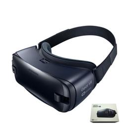 Caja original galaxy s6 online-Gear VR 4.0 VR gafas 3D realidad virtual 3D BOX paquete original para Samsung Galaxy S8 S8 + Note5 S6 S6 Edge + S7 S7 Edge Note7