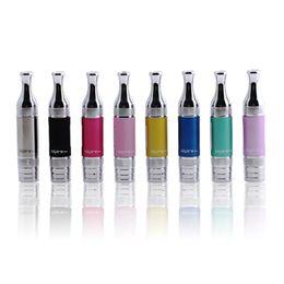 Venta al por mayor -100% genuino Aspire ET S vidrio BVC clearomizer Inferior Vertical Bobina Aspire 1.8ohm BVC ETS atomizador de vidrio Tanques desde fabricantes