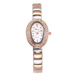 Canada Mode De Luxe Femmes Bracelet Montre Collocation Exquis Bracelet Dames Casual Quartz Montre-Bracelet Fille Cadeau supplier exquisite watches Offre