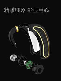 drivers auriculares bluetooth Rebajas K21 Auriculares Bluetooth manos libres de larga espera Auriculares inalámbricos Bluetooth para negocios Auriculares con micrófono para conductor Oficina Deportes