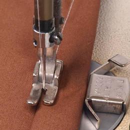 Máquinas de coser baratas online-Guía magnética Máquina de coser industrial nacional Prensatelas para Brother Singer Barato Buena máquina de coser Prensatelas ZH440