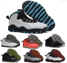 girls paris Australia - Baby shoes Children 10 Bred Boys Basketball Shoes Ovo Paris NYC CHI Rio LA Hornets City Sneakers lSports Shoes Sneakers DMP Girls Youth