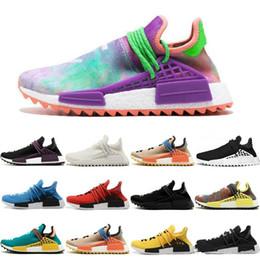 e81c79b17b39 2019 Cheap luxury designer NMD Online Human Race Pharrell Williams X NMD  Sports Running Shoes