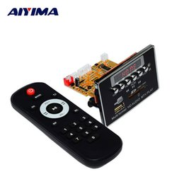 Wholesale Hd Video Board - AIYIMA MP3 Player DTS Lossless HD Video Player Decode Board MP3 Decoder APE Bluetooth Audio Board