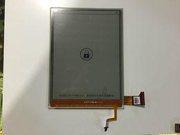 Wholesale Ebook Ink - Wholesale- 6inch E-Ink Ebook eReader ED060XG1(LF)T1 C1 768*1024 HD XGA Pearl Screen For Kobo Glo Reader LCD Display