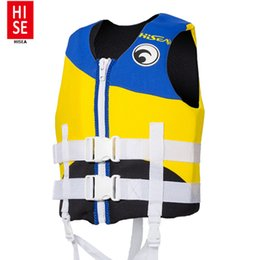 Wholesale Baby Water Safety - Quality Kids Water Sport Safety Life Vest Children Life Jacket EPE Foam Flotation Swimming Jacket Buoyancy Baby Vest