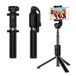 Monopied extensible avec télécommande à rotation 360 Rotation Bluetooth Selfie Stick pour iPhone X 8 7 6s Plus Samsung Huawei. ? partir de fabricateur