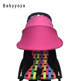 36374fda34d baby stroller sun visor sun-shading cover for baby Strollers Car Seat By  Pushchair Pram accessories canopy shield