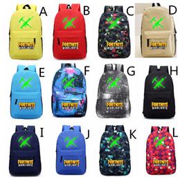 1b9957b49a74 12 Colors Fortnite Unisex Students School Backpacks Teenagers Backpack  Casual Travel Bags Laptop Bag Waterproof Large Capacity Knapsack 12 laptop  backpack ...