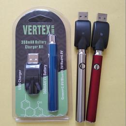 Préchauffage de la batterie 350mah Pre-heat vs Touch Vape Pen Tension variable 4.1-3.9-3.7v Préchauffer la cartouche de vaporisateur d'huile en verre ? partir de fabricateur