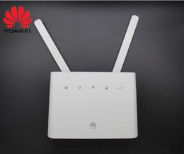 Wholesale Huawei Modem 4g Lte - 2018 New Arrival Huawei B310 B310s-22 with Antenna 150Mbps 4G LTE CPE WIFI ROUTER Modem with Sim Card Slot Up to 32 Devices