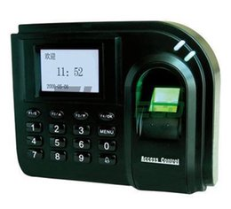 Wholesale Lcd Keypad - ZKTeco F1 Fingerprint Biometric and Password Keypad Access Control reader LCD Display access controller
