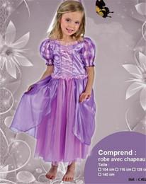 826c5fb7c89fa Promotion Robe D été Bébé Violet