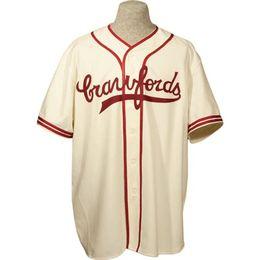 Pittsburgh Crawfords 1944 Home Jersey 100% brodé Logos de baseball Vintage Maillots Personnalisé N'importe quel Nom N'importe quel Nombre Livraison Gratuite ? partir de fabricateur