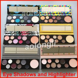 Wholesale Wearing Girls - Makeup Girls Collection 9 color eyeshadow palette Highlighter Rockin Rebel Fashion Fanatic Prissy Princess Basic Bitch Power Hungry Mischief